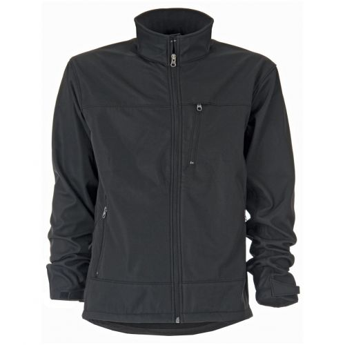 Water Resistant Soft Shell Jacket Fleece
