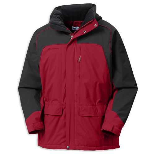 Columbia Light Weight Waterproof Parka (Longer Length)