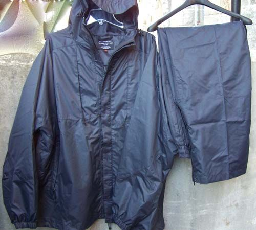 Waterproof Breathable Multi Use Rainsuit Separates