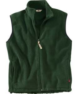 Super Soft Fleece Vest